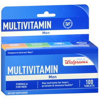 Walgreens Multivitamin Mens, Tablets