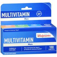 Walgreens Multivitamin Mens, Tablets
