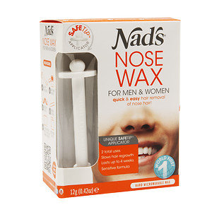 Nads Nad's Nose Wax for Women and Men, .42 oz