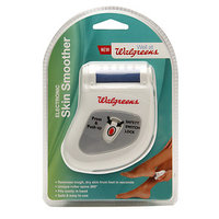 Walgreens Electronic Foot Smoother, 1 EA