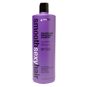 Smooth Sexy Hair Sulfate-Free Smoothing Shampoo - 33.8 oz.