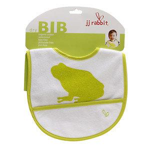 JJ Rabbit Organic dryBIB (Green)