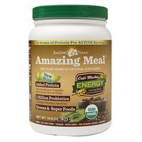 Amazing Grass Amazing Meal Cafe Mocha - 14.1 oz