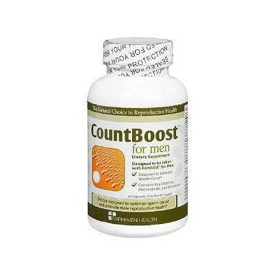 Fairhaven Health CountBoost for Men, Capsules, 60 ea