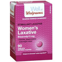 Walgreens Woman's Laxative Tablets, 90 ea