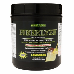 Species Nutrition - Fiberlyze Fiber Replacement Drink Lemonade - 360 Grams