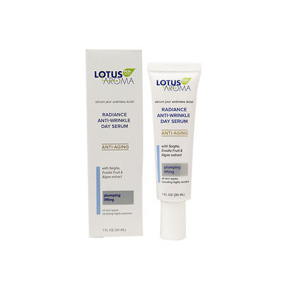 Lotus Aroma Radiance Anti-Wrinkle Day Serum, 1 oz