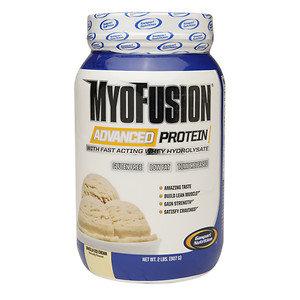 Gaspari Nutrition MyoFus Protein Powder Vanilla Ice Cream
