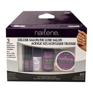Aveeno Nailene Deluxe Salon Acrylic Kit