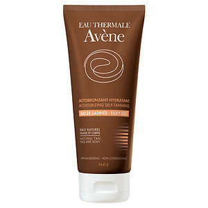 Avene Moisturizing Self-Tanning Silky Gel, 3.38 oz