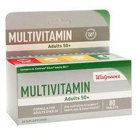 Walgreens Multivitamin Adult 50+