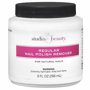 Slide: Studio 35 Beauty Regular Polish Remover, 9 oz