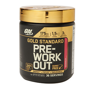 Optimum Nutrition Gold Standard Pre-Workout(tm) - Watermelon