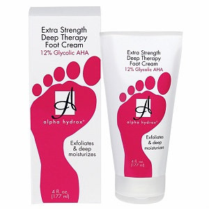 Alpha Hydrox Extra Strength Deep Therapy Foot Cream