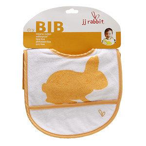 JJ Rabbit Organic dryBIB (Orange)