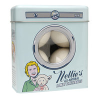 Nellie's All Natural Wool Dryerball Tin, 4 ea