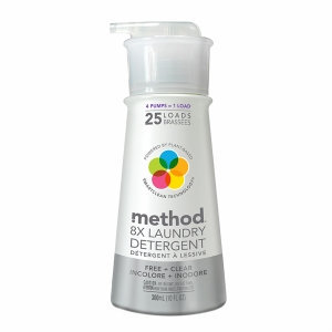 Method Free + Clear Laundry Detergent 10 oz