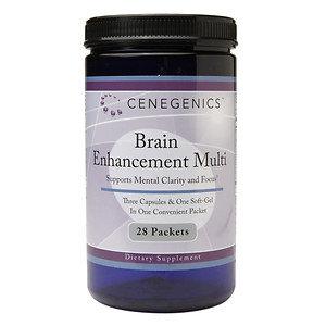 Cenegenics Brain Enhancement Multi Packets, 28 ea