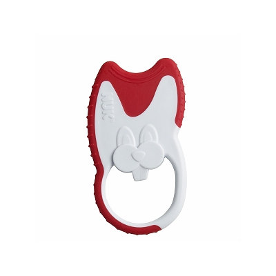 NUK Easy Grip Teether, 8m+, 1 ea