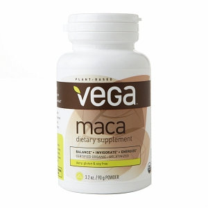 Vega Maca (Old upc 838766102030) SeQuel 90 g Powder