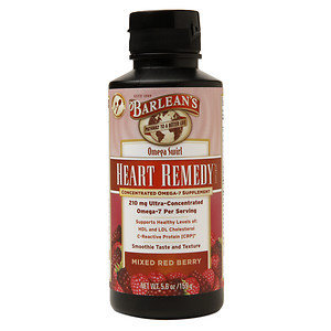 Barleans Barlean's Heart Remedy Mixed Red Berry 5.6 oz