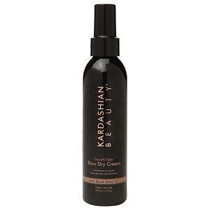Kardashian Beauty Smooth Styler Blow Dry Cream, 6 fl oz