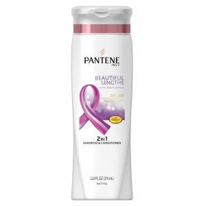 Pantene Pro-V Beautiful Lengths Strengthening 2-in-1 Shampoo & Conditioner