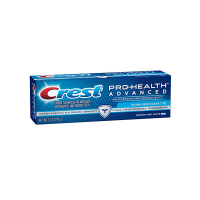 Crest Pro-Health Advanced Extra Deep Clean Toothpaste, 3.5 oz