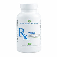 Roex WOW Body Cleanser - 120 Vegetarian Capsules