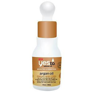 Yes to Miracle Oil Argan Oil, 1 oz