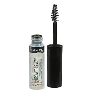 Rimmel Brow This Way Brow Styling Gel Clear