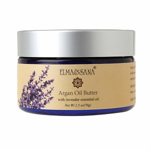 Elma & Sana Argan Oil Butter with Lavender Essential Oil