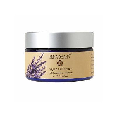 Elma & Sana Argan Oil Butter with Lavender Essential Oil