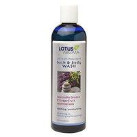 Lotus Aroma Bath & Body Wash Lavandin Grosso & Grapefruit Essential Oils