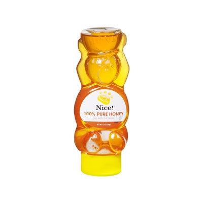 N'ice Nice! 100% Pure Honey, 12 oz
