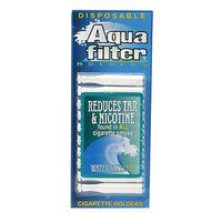 Aqua Filter Disposable Cigarette Holders, 10 Ea
