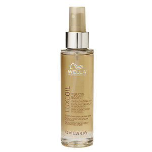 Wella LuxeOil Keratin Boost Leave In Conditioning Spray