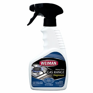 Weiman Gas Range Cleaner & Degreaser