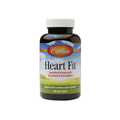 Carlson Heart Fit 60 Softgels