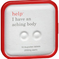 Help I Have an Aching Body Ibuprofen Tablets