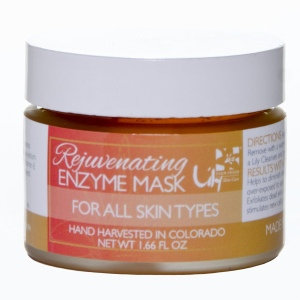Lily Organics, Inc. Lily Farm Fresh Skin Care Rejuvenating Enzyme Mask