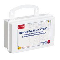 First Aid Only CPR Kit, 19 Pieces