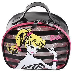 SOHO Barbie Round Train Case, 1 ea