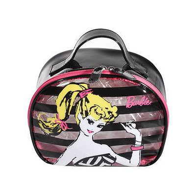 SOHO Barbie Round Train Case, 1 ea