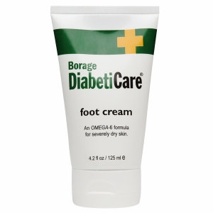 ShiKai Borage DiabetiCare Foot Cream, 4.2 fl oz