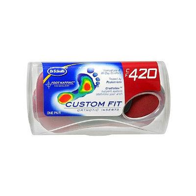 Dr. Scholl's Custom Orthotics Custom Fit Orthotic Inserts CF 420