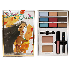 Disney Dare To Dream Beauty Book, Pocahontas, 1 ea