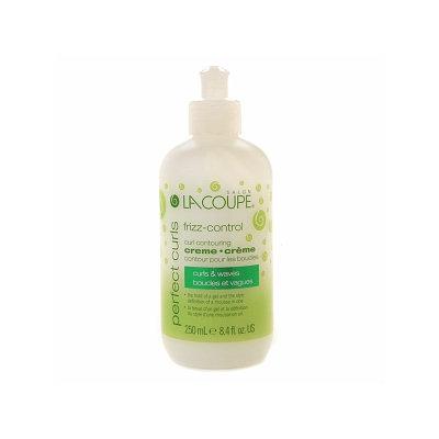 La Coupe Perfect Curls Frizz-Control Curl Contouring Cream, 8.4 fl oz