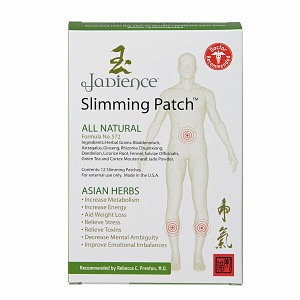 Jadience Slimming Patches, 12 ea