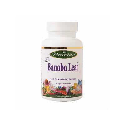 Paradise Herbs & Essentials Paradise Herbs Banaba Leaf 12:1, Veggie Caps, 60 ea
